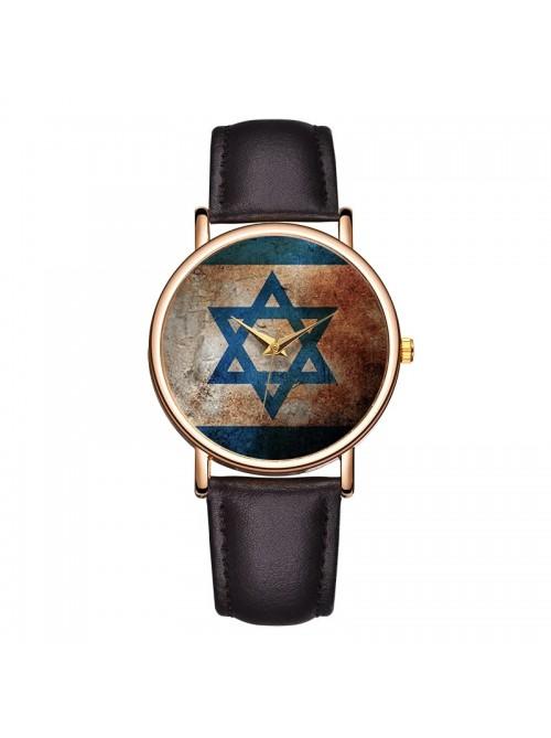 Часы мужские с Маген Давид