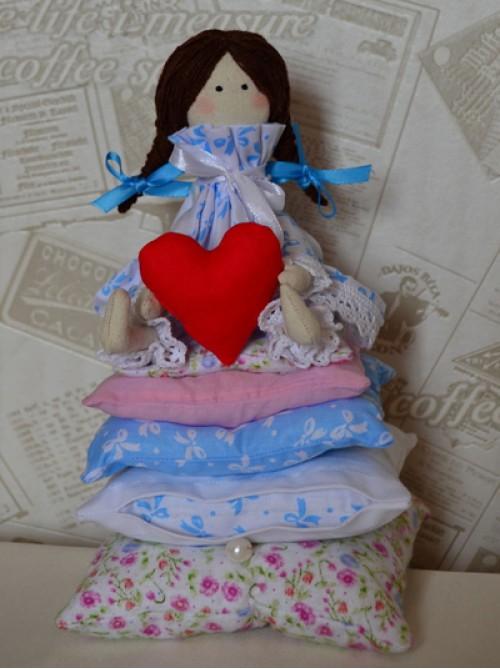 Принцесса на горошине 3