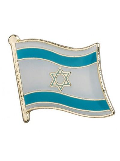 Значок на одежду | Флаг Государства Израиль
