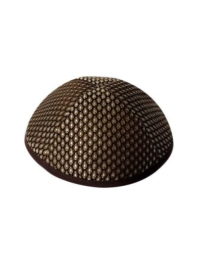 Кіпа атласна браун | 21 см