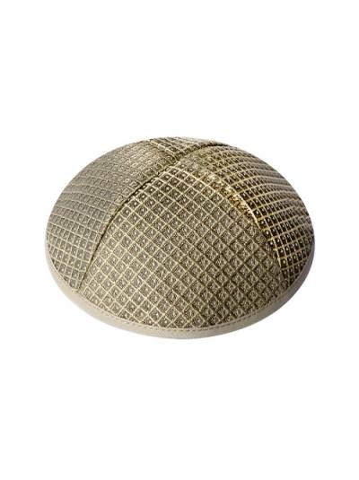 Кіпа атласна сталева | 21 см