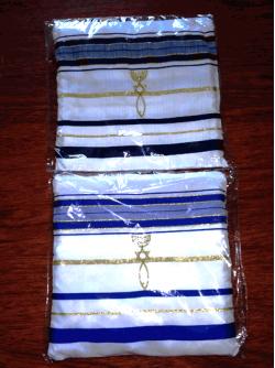 Мессианский талит | Еврейское молитвенное покрывало