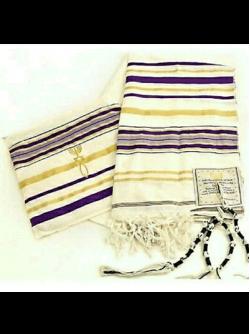 Мессианский талит | Молитвенное покрывало